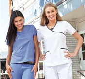 Dickies Medical Hip Flip Scrubs